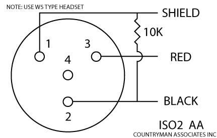 Microphone and Wireless Transmitter Wiring | Countryman.com on 4 pin socket diagram, 4 pin fan diagram, 110cc wire harness diagram, 4 pin plug, 4 pin round trailer wiring, 4 pin voltage, 4 pin sensor diagram, 4 pin harness diagram, 4 pin wire harness, 4 pin trailer harness, 4 pin fuse, and 4 pin input diagram, 4 pin connector, 4 pin cable, 4 pin wiring chart, vga pinout diagram, 4 pin relay, 4 pin trailer diagram, 4 pin switch, s-video pin diagram,