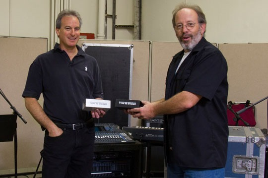 Countryman's Audio Technology Delivers for Audio Production Group, Inc.