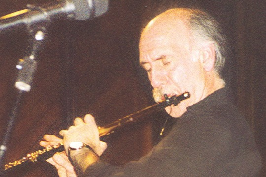 Countryman Microphones Integral to Flutist Michael Mason's Performances