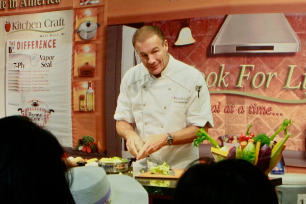 """Cook For Life"" And ""Healthy Gourmet"" Shows Thrive With Countryman"