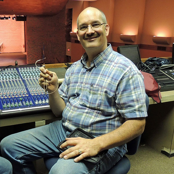 Countryman Microphones Help Performances Thrive at the Herchel Avra Performing Arts Center