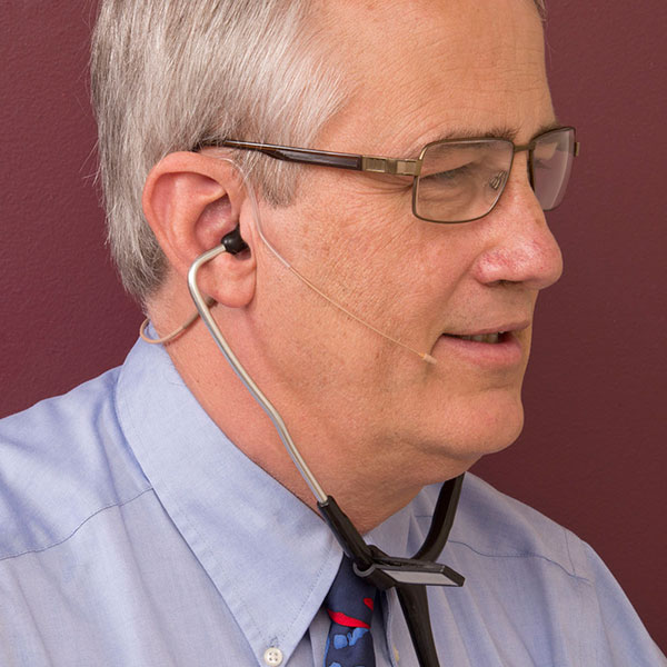 Countryman Earset Microphone Solves Medical Documentation Challenges