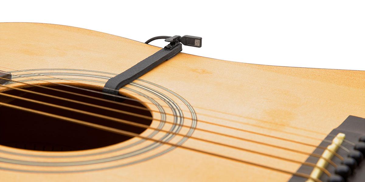 I2 Guitar Microphone Countryman Com