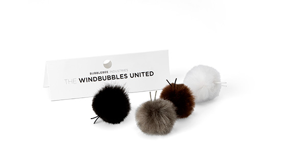 Windbubbles United (4 Pack)