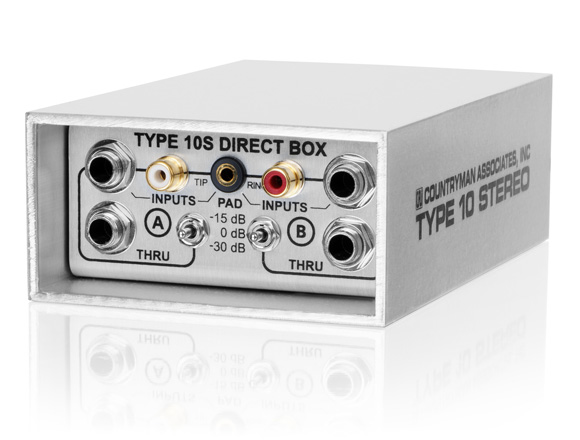Type 10S Direct Box